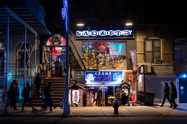 REF023 - Lumieres de New York City par Antonio GAUDENCIO Auteur Photographe