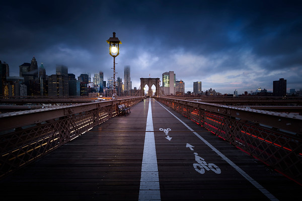 REF002 - Lumieres de New York City par Antonio GAUDENCIO Auteur Photographe