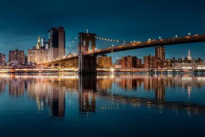 REF018 - Lumieres de New York City par Antonio GAUDENCIO Auteur Photographe