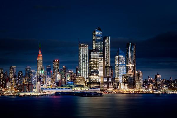 REF014 - Lumieres de New York City par Antonio GAUDENCIO Auteur Photographe
