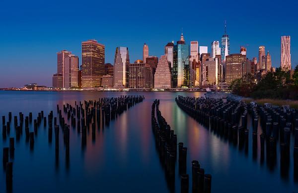 REF010 - Lumieres de New York City par Antonio GAUDENCIO Auteur Photographe