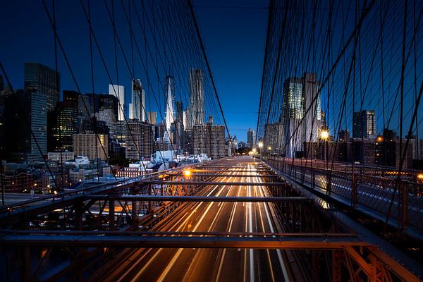 REF007 - Lumieres de New York City par Antonio GAUDENCIO Auteur Photographe