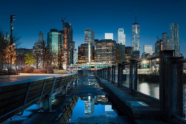 REF009 - Lumieres de New York City par Antonio GAUDENCIO Auteur Photographe