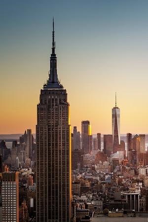REF020 - Lumieres de New York City par Antonio GAUDENCIO Auteur Photographe