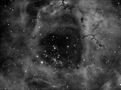 Rosette Nebula -  Caldwell 49