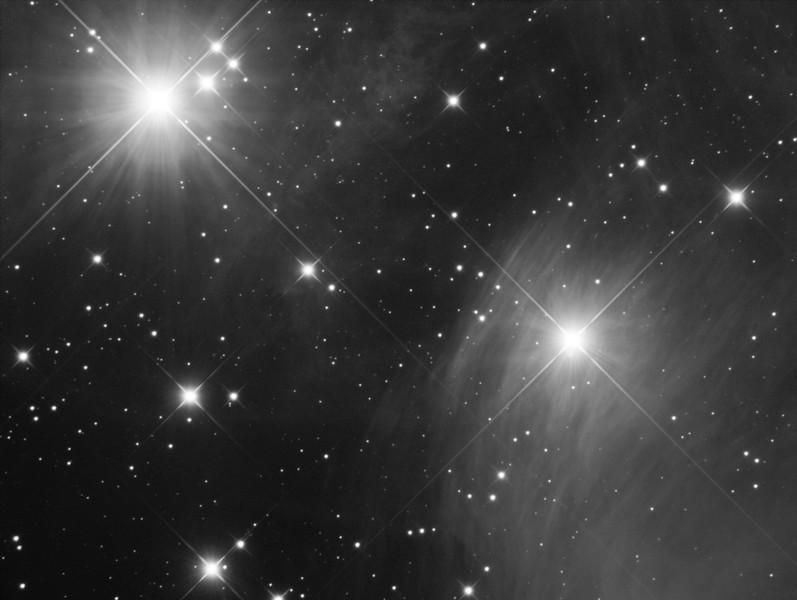 Merope in Pleiades - M45