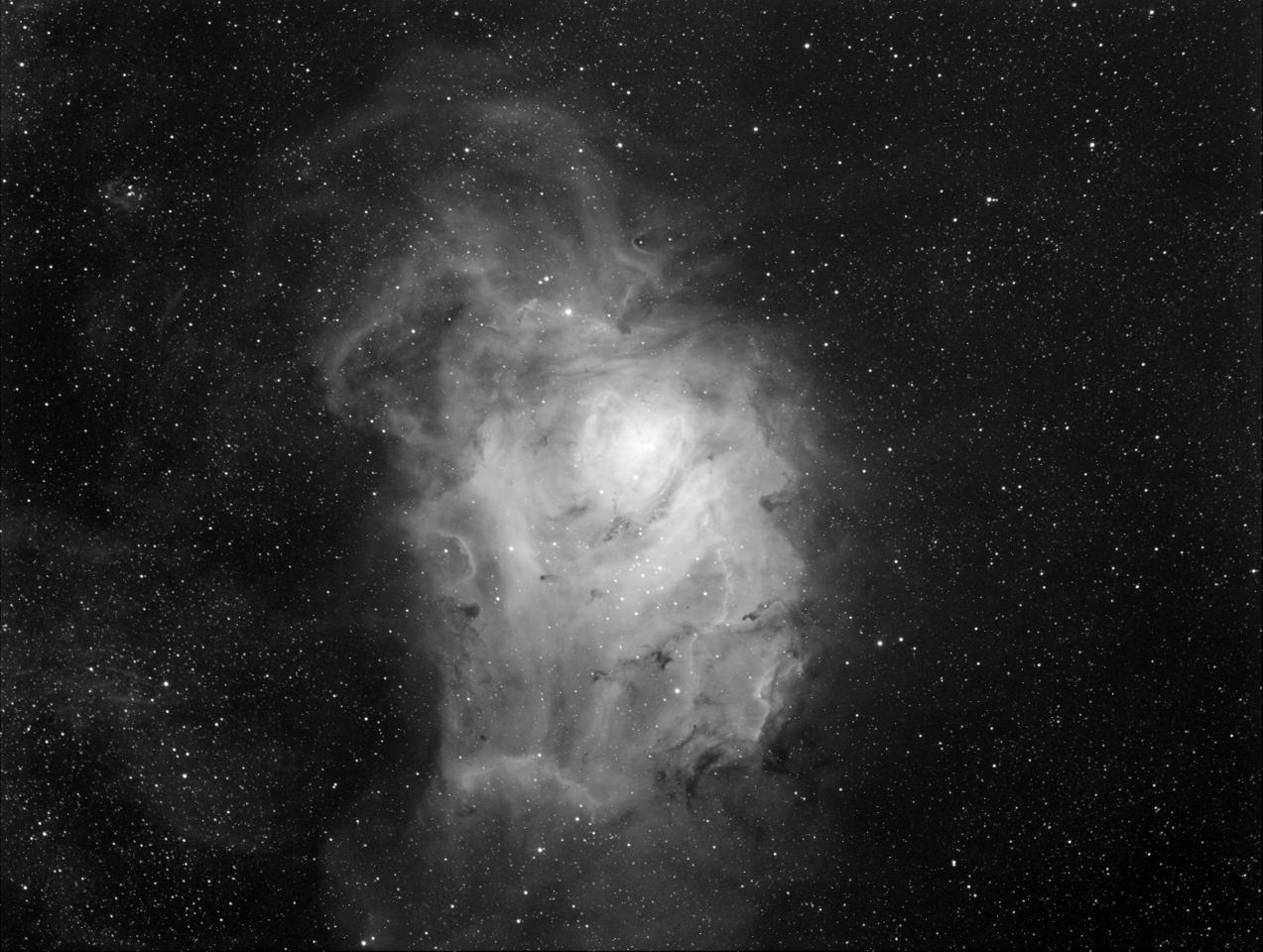 Lagoon Nebula - M8