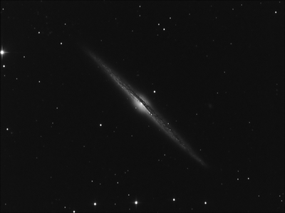 Needle Galaxy - NGC 4565