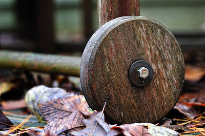 Wooden Wheel October 39, 2009