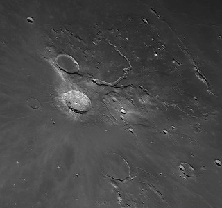 Aristarchus and Vallis Schröteri (Feb 17, 2019)