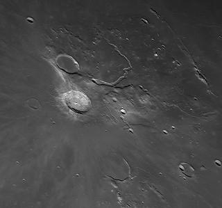 Aristarchus and Vallis Schröteri (Feb 17, 2019)