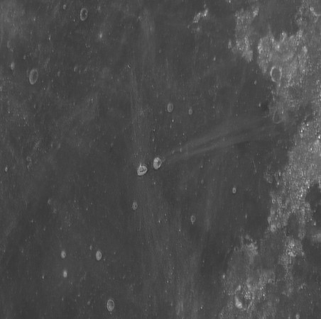 Messier and Messier A (Oct 12, 2019)