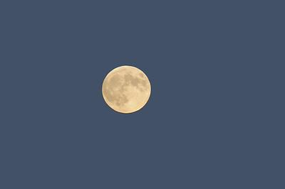 Lunar Eclipse 9-27
