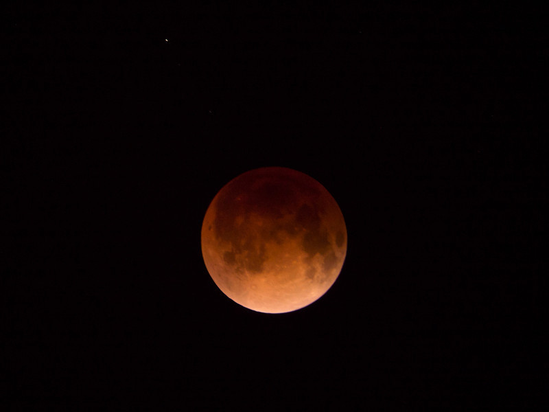 Eclipse 4/15/2014 3:19am