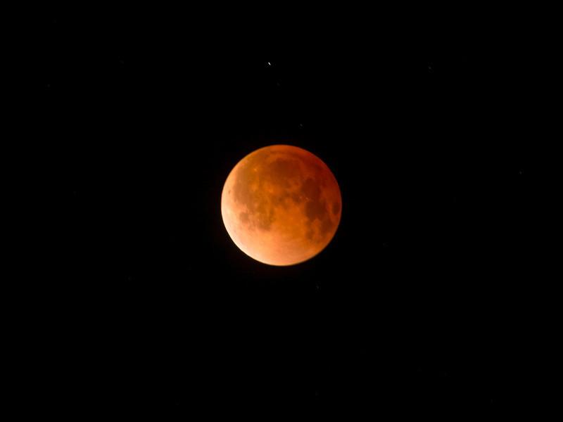 Eclipse 4/15/2014 4:08am