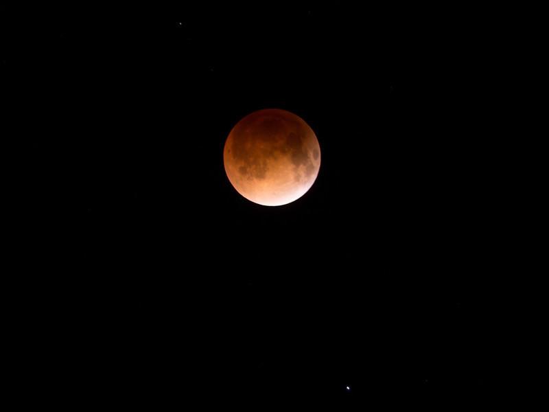 Eclipse 4/15/2014 3:06am