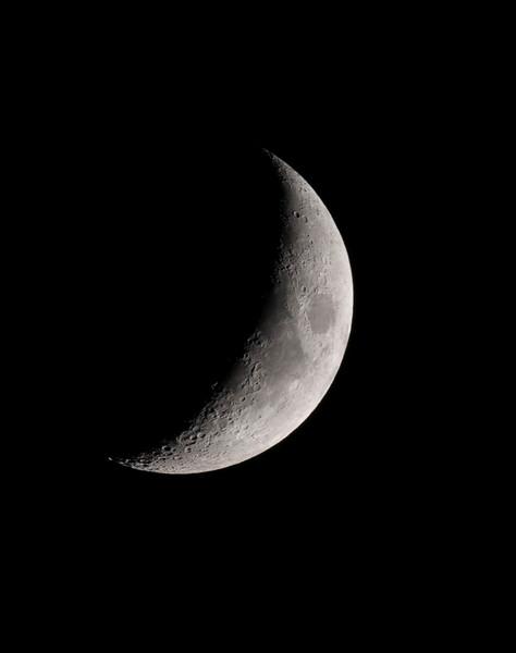 26% Waxing Crescent Moon
