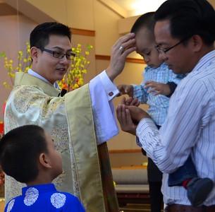 Communion blessings