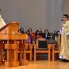 The Gospel reading
