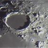 Crater Plato- Celestron Neximage 5