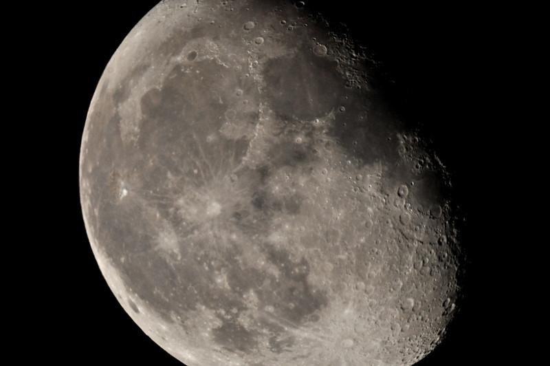 Full Moon  Nikon D90