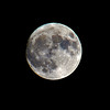 The full moon in perigee 2016