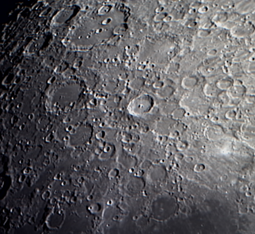 Tycho/Clavius and the Southern Highlands