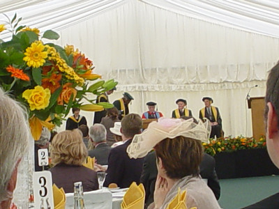 Conferment of Honorary Fellowship (1)