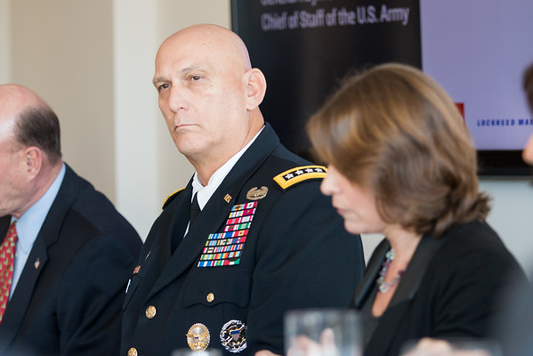 Luncheon with General Ray Odierno