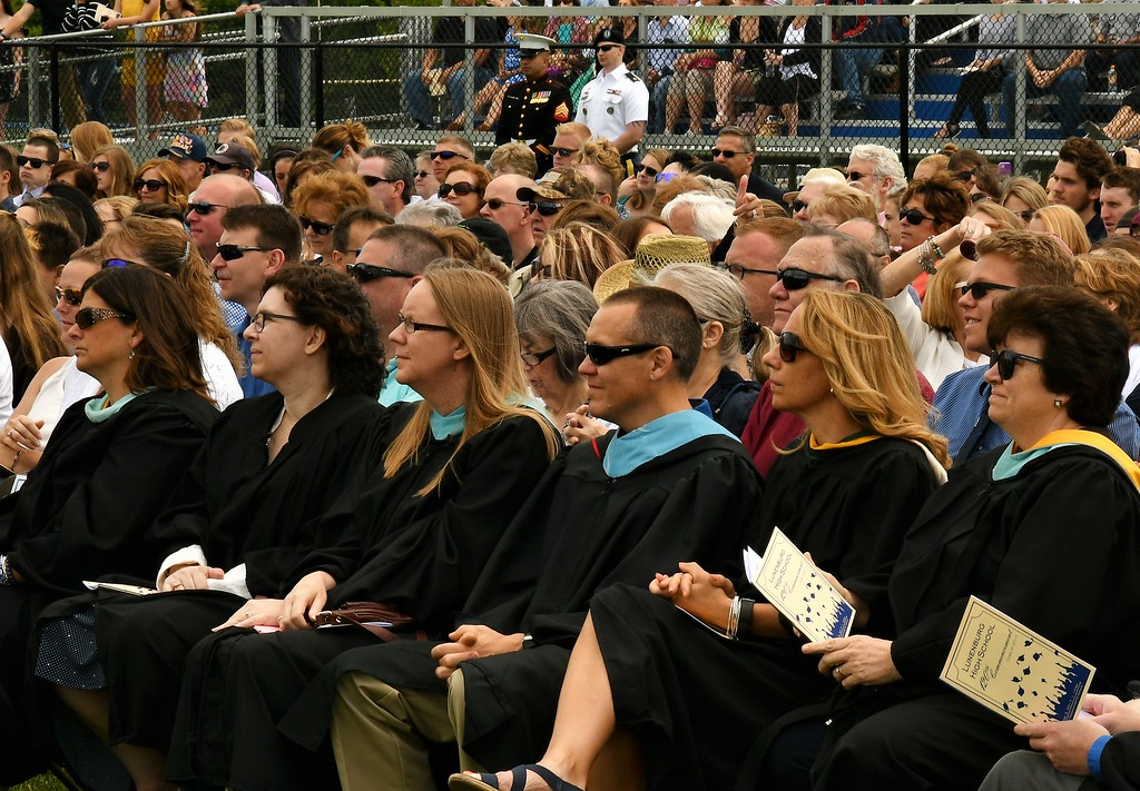 . Photos from the LHS Class of 2017 Graduation. Sentinel & Enterprise/ Jim Fay