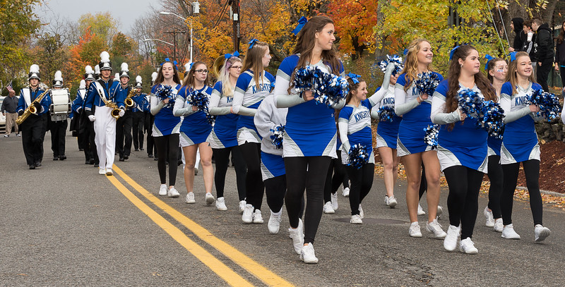 Photos from the Lunenburg High School Homecoming parade on Saturday, Oct. 29, 2016. SENTINEL & ENTERPRISE / GARY FOURNIER