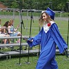 Hundreds gathered to watch 94 students graduate from Lunenburg High School on Saturday. (SENTINEL & ENTERPRISE / AMANDA BURKE)