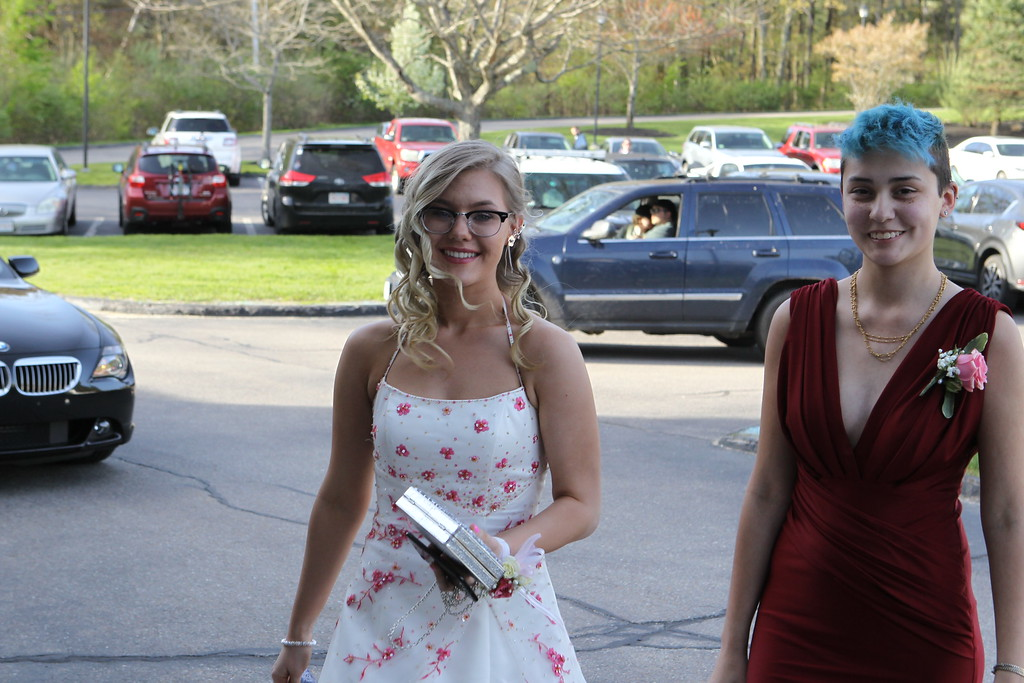 . The Lunenburg High School prom as held Saturday night at Gardner\'s Colonial Hotel. Courtesy photo