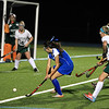 Lunb Rebecca Handy gets a shot on net