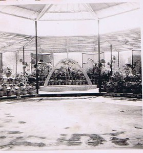 Fonte e recinto de Danca