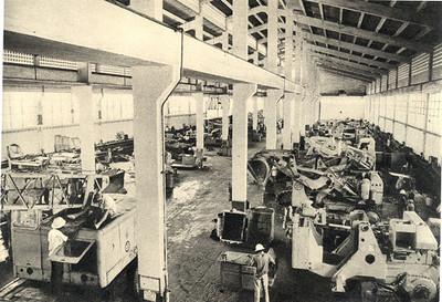 Andrada -Oficinas dos servicos electromecanicos