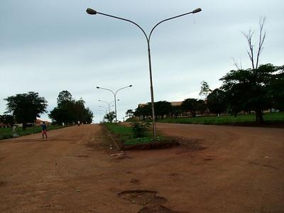 Avenida  principal de Andrada