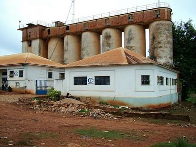 silos Andrada
