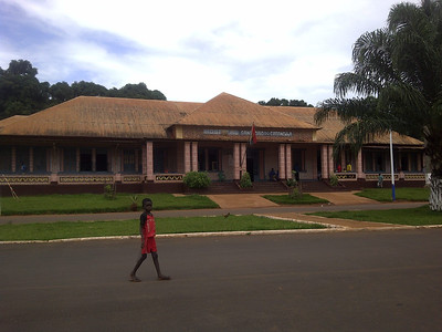 Hospital Catangula ( Andrada)