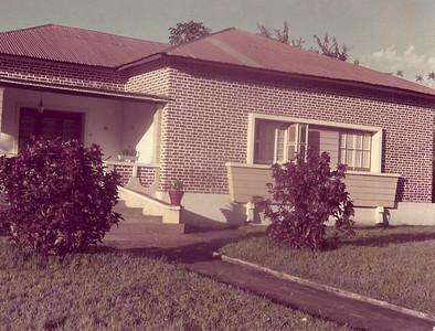 Casa do casal Saldanha em Andrada