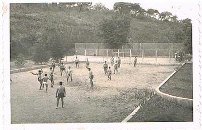 Andrada - Jogo de futebol na piscina