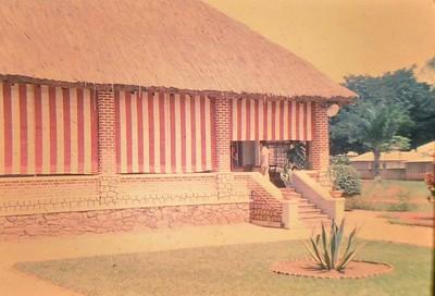 Cossa - Casa de repouso