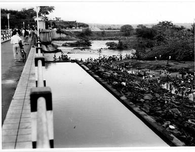 Barragem vazia