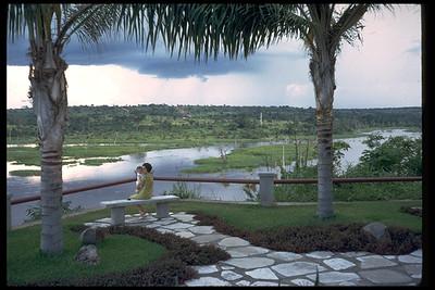 Novembro 1967 - Miradouro da Barragem