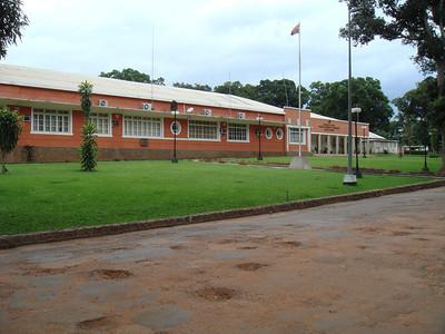 Antigos escritórios