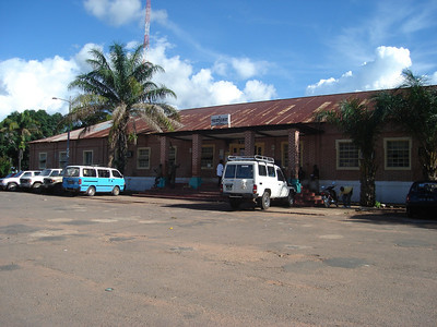 Hospital Provincial da Lunda Norte