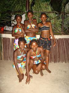 Dançarinos no Jambo.