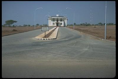 Radio - Centro Emissor - Dundo