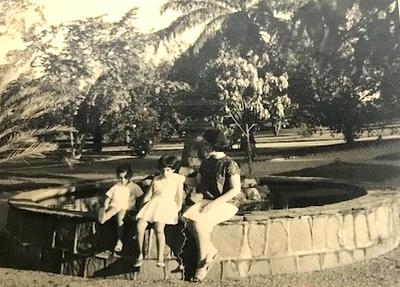 Dundo- Parque de Aclimacao