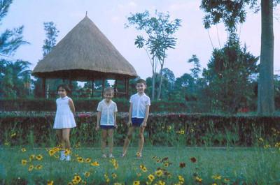 Parque Aclimação Dundo - filhos de Seixas